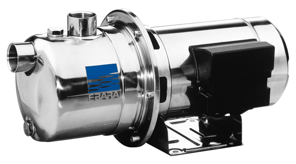 Ebara Self-Priming Jet Pump