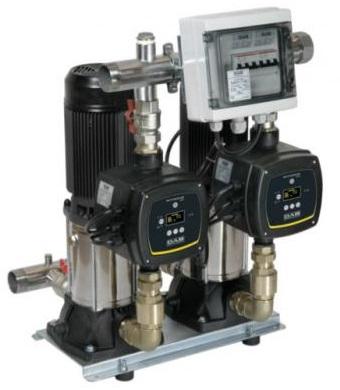 DAB 2 KVC AD Twin Pump Booster Sets