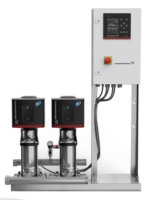 Grundfos Hydro MPC-E Vertical Twin Pump Booster Sets 3PH