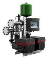 Grundfos Hydro Multi-E Horizontal Twin Pump Booster Sets 3PH