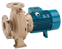 Calpeda BNM Bronze Flanged End Suction Pumps - 3 Phase