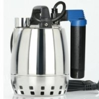 Calpeda GXRM Submersible Automatic Pumps with Magnetic Float Switch, 10m Cable and QM Control Box (110V)