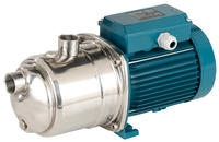 Calpeda MXHLM Horizontal Multistage Pumps (1 Phase)