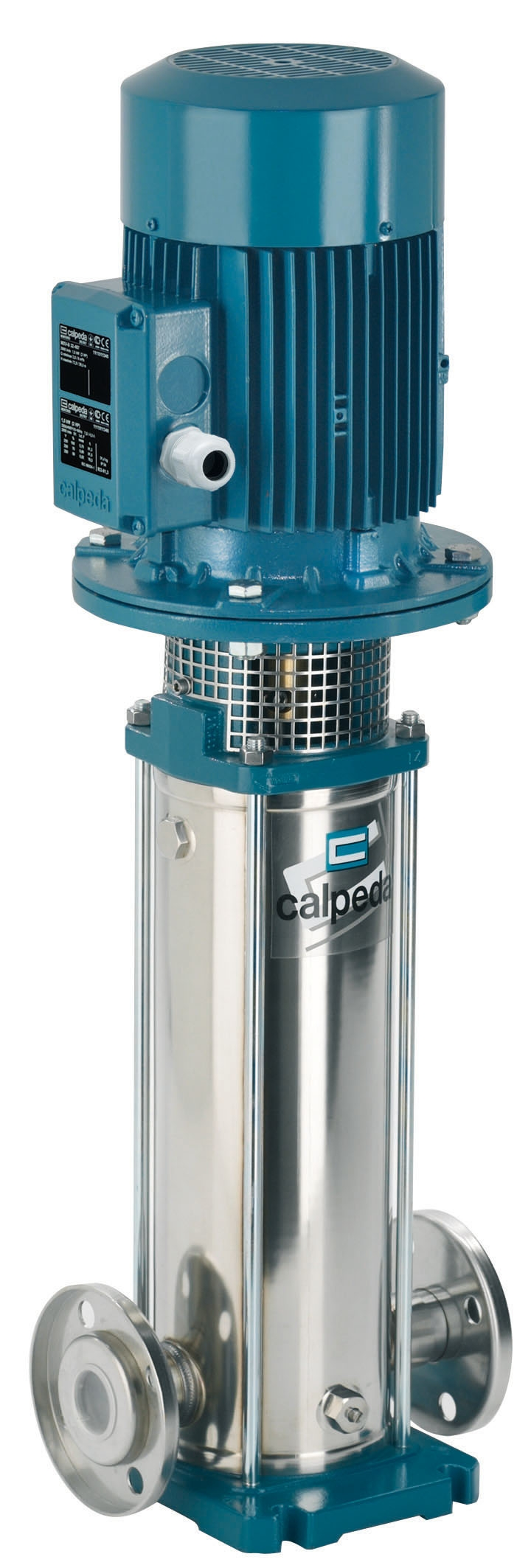 Calpeda MXV 65 Vertical Multistage Pump (3 Phase)