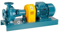 Calpeda N Single Stage Flanged End Suction Pumps