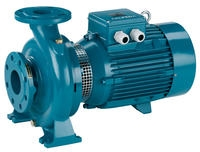 Calpeda NMM Flanged End Suction Pump - 1 Phase