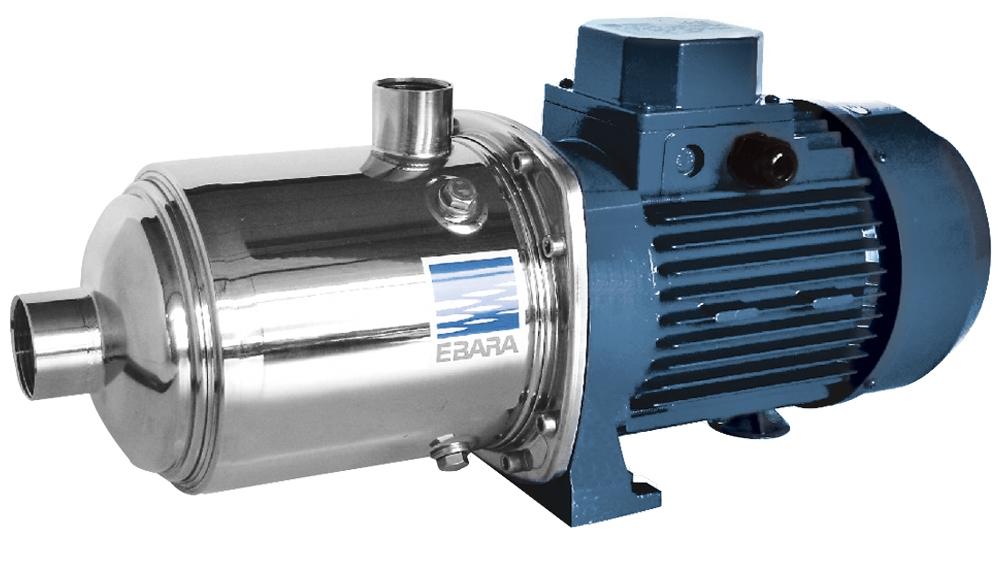 Ebara Matrix Horizontal Multistage Pumps