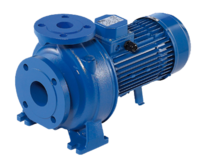 Ebara 3D 40 Close Coupled End Suction Pumps