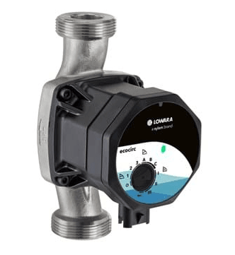 Lowara Ecocirc N Stainless Steel Circulating Pumps