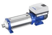 Lowara e-HME Horizontal Multistage Pumps