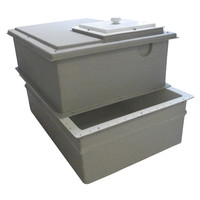 Two Piece GRP Water Tanks (Insulated)