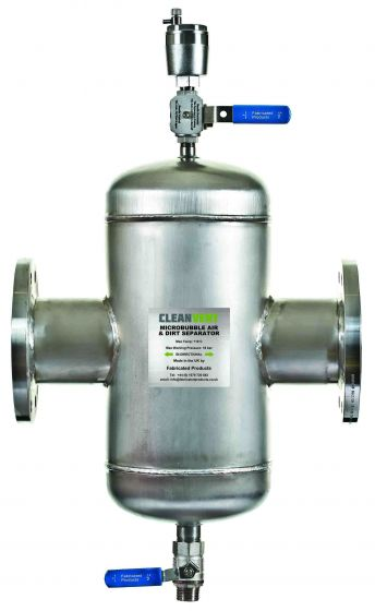CleanVent Combined Air & Dirt Separator