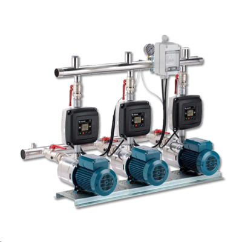 Calpeda Easymat 3MXH805/A-EMT-24 Three Pump Booster Set